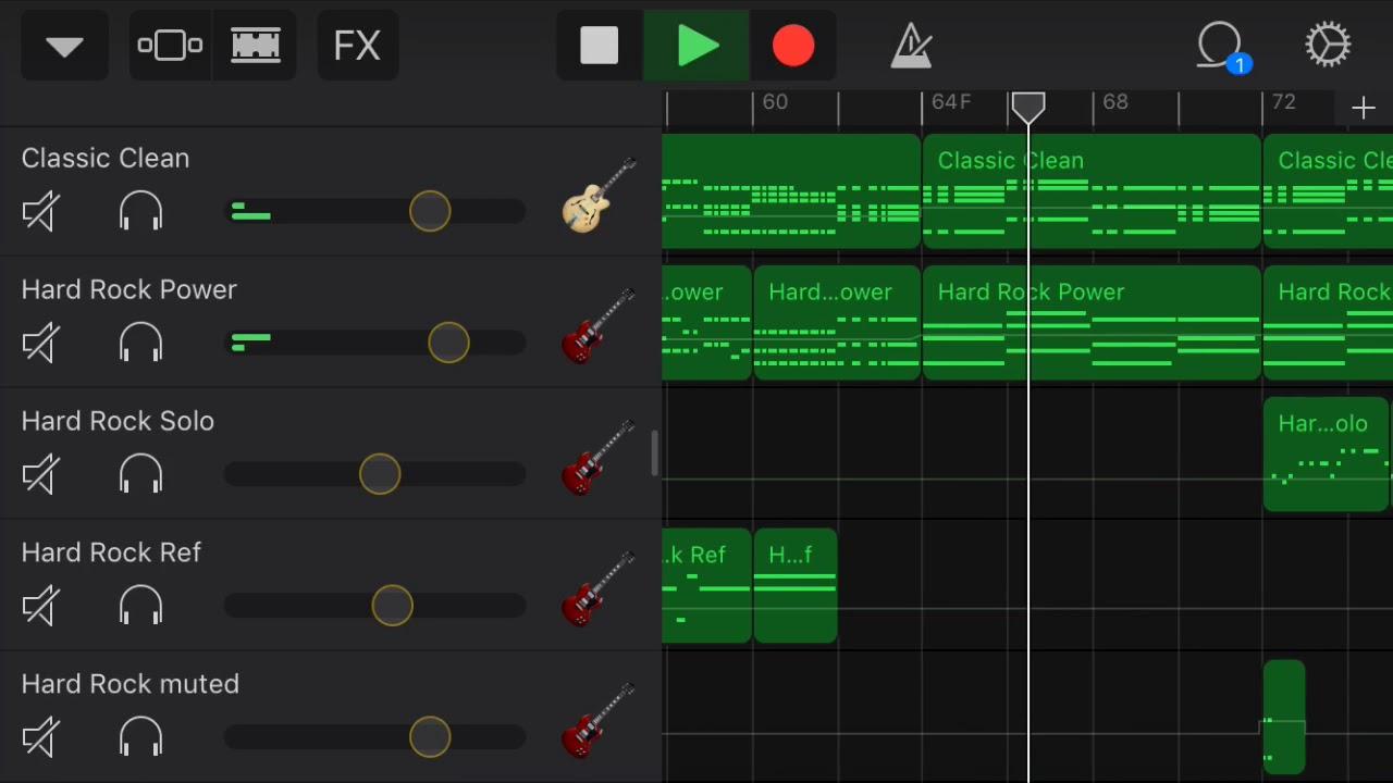 アップテンポな切ない系曲 GarageBand/iPhone - YouTube