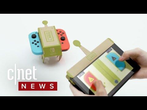 Download Youtube: Nintendo Labo announced