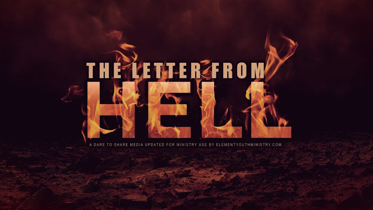 The Letter From Hell - YouTube