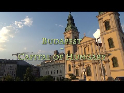 Budapest - Hungary's capital | Great Travel Adventures | Travelling in Europe | 2016 | KateClaudia ✔