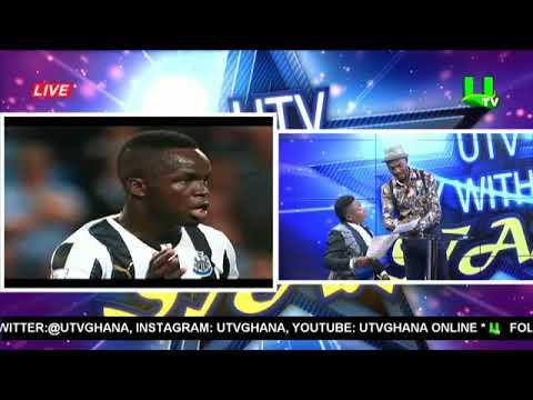 Wayoosi and Salinko on UTV Day With The Stars