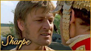 Sharpe Is Forced To Work Alongside Lieutenant Ayres | Sharpe