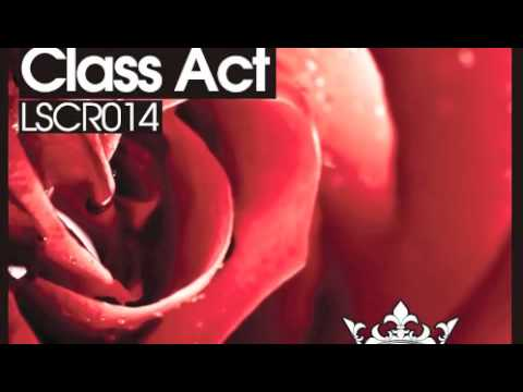 Hayley Parsons - Class Act (OUT NOW)