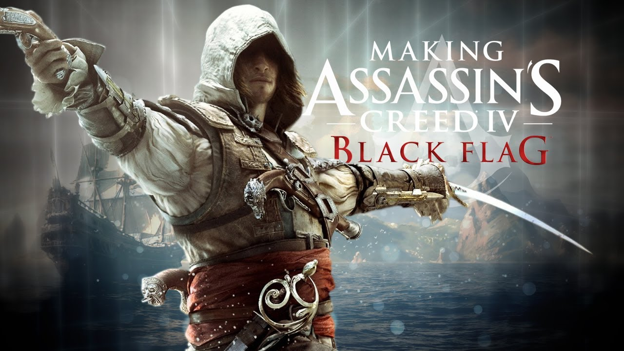 Assassin S Creed 4 Making Of Black Flag Exclusive Gameplay