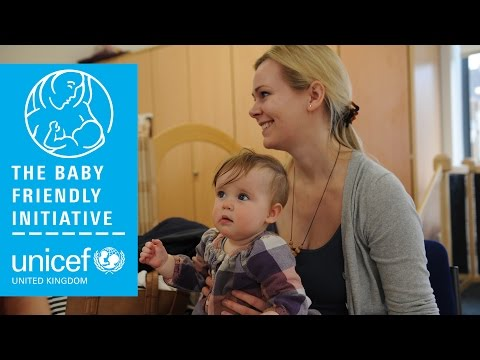 Unicef UK Baby Friendly Initiative | Helen Crawley: working within the Code