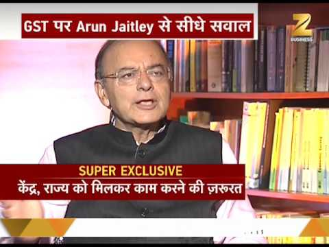 Exclusive Interview : Finance Minister Arun Jaitley explains why GST deadline can't be postponed