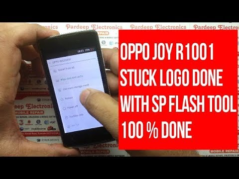 oppo-joy-r1001-stuck-logo-done-with-sp-flash-tool-!-pardeep-electronics