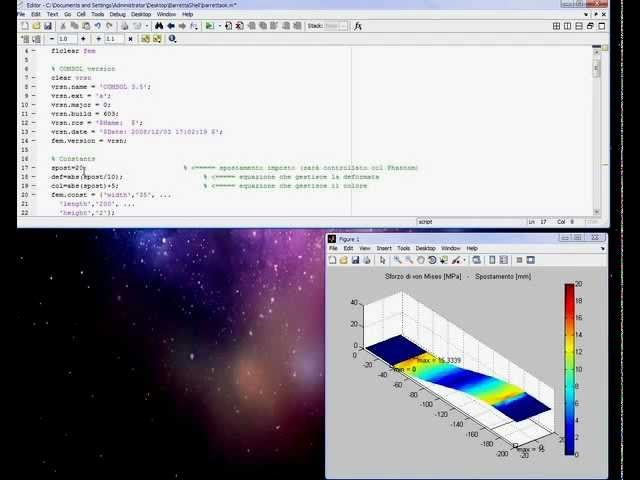 Mesh in Matlab (+ Livelink Comsol) - With Loop Control - YouTube for  Musicians