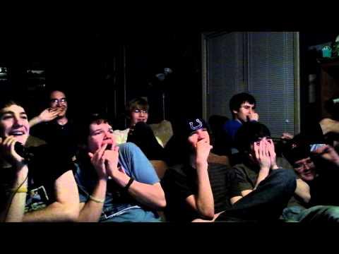 "8 Guys React to ""A Serbian Film"""
