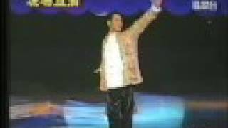 Jet Li, Jackie Chan and Steven Chow performed lion dance at 1997 Hong Kong Handover Ceremony