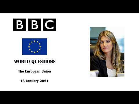 "Eva Kaili on World Questions - ""The European Union"" , BBC 16.01.2020"