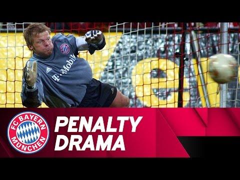 fc-bayern-vs.-schalke-04-|-penalty-shootout-|-dfb-cup-2002/03