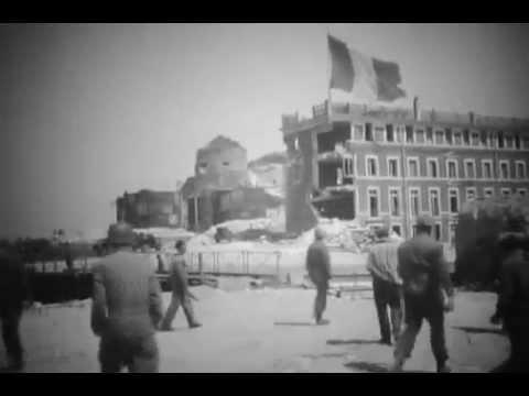 Pluto port en bessin normandie 22 06 1944 dday overlord youtube - Poissonnerie port en bessin ...