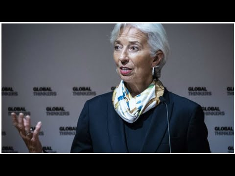 The IMF chief just asked the world's central banks to give cryptocurrencies a chance