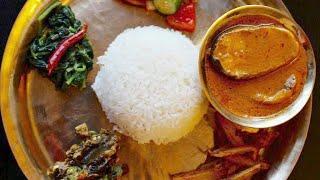 POKHARA BEST NEPALI THALI (POKHARA  THAKALI KITCHEN LAKESIDE )OPPOSITE OF GLACIER