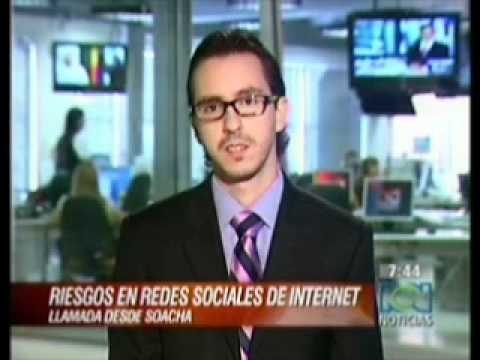 Noticias RCN Chat (Colombia) P2