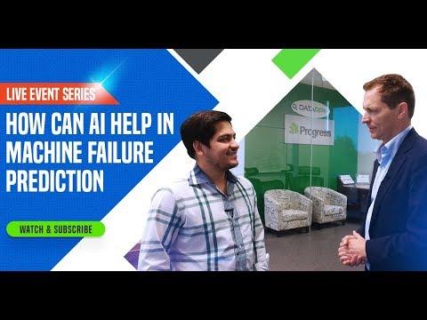 How Can AI Help In Machine Failure Prediction