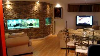 Phase 2 -  In Wall Fish Tanks