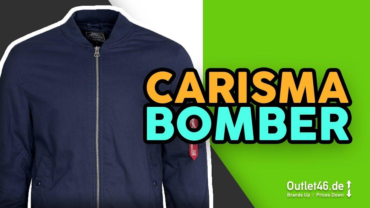 Carisma Herren Bomber Jacke L Wie Alpha Industries L Review L On