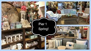Gambar cover Shop With Me Home Decor At Pier 1 !