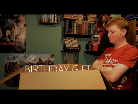 Birthday Gift(a short comedy film by Jared Wilcox)
