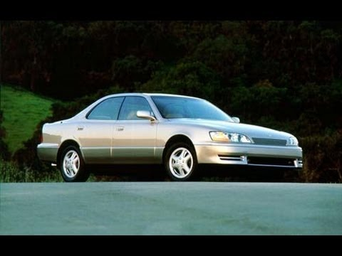 1993 Lexus ES300 Start Up and Review 3.0 L V6 - YouTube