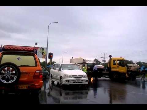 Samoa 2012 at Lepea Accident