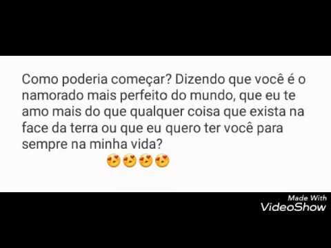 1 Ano E 10 Meses De Namoro Gaselmo Youtube