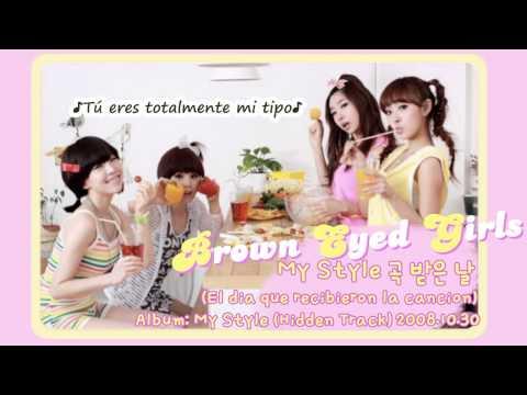 Espanol Brown Eyed Girls