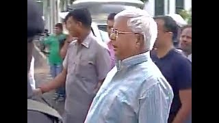 Fodder scam case Lalu Prasad Yadav appears before special CBI court