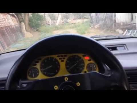 How to take off in 1st gear in a standard car - YouTube