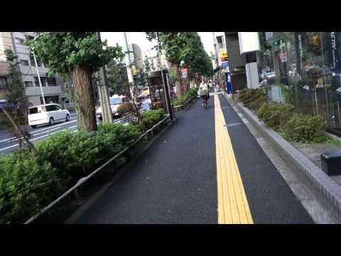 2014 Japan Trip - Suginami Animation Museum & Area Walkthrough