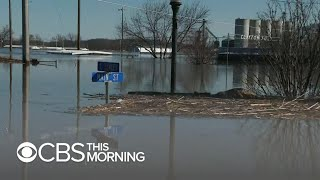 Nothing spared in parts of Iowa as flooding submerges homes, businesses