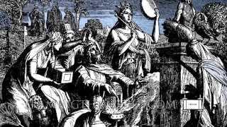 シオンの丘 ~シバの女王とソロモン王~