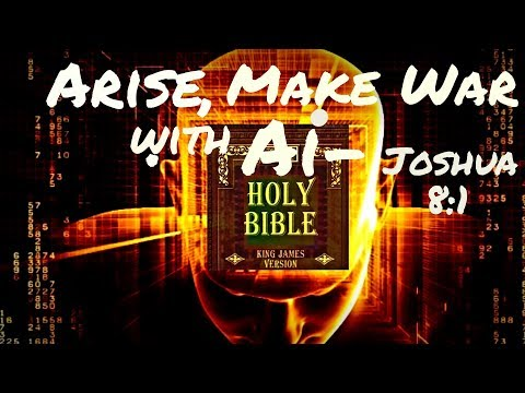 Ai Warning Literally In The Bible! For Worshiping Technology (Ai) The Time Of Judges Is Here