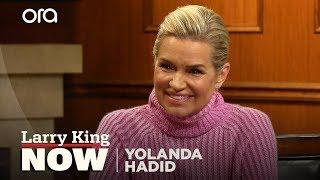 When Yolanda Hadid knew Gigi was destined to model