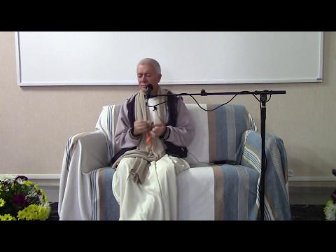 Шримад Бхагаватам 1.7.7 - Чайтанья Чандра Чаран Прабху