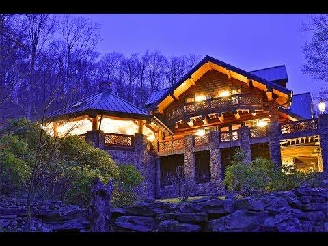 Private Mountain Estate in Banner Elk, North Carolina