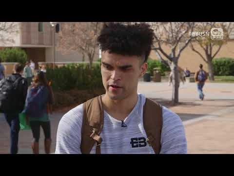 BYUSN Between the LYnes: Undercover Athlete with Elijah Bryant