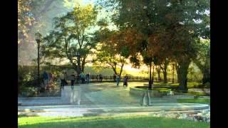 Грозный стражник Черниговский вал(Исторические достопримечательности и просто красивые места в парке на старом оборонительном валу Черниго..., 2012-09-13T17:34:52.000Z)
