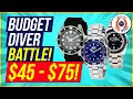 What Is The Best Sub-$100 Dive Watch?