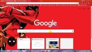 Cara Mengganti Tema Di Google Chrome Terbaru