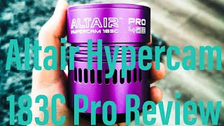 Altair Astro hypercam 183c pro review