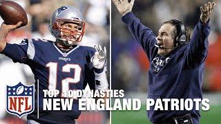 NFL Top 10 Dynasties: 21st Century New England Patriots