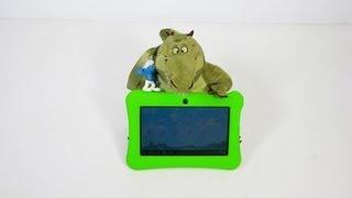 Видео обзор планшета Kakadu K 88(Kakadu K-88 - планшет для детей от двух лет, при создании которого учитывались потребности самых маленьких польз..., 2013-09-18T13:14:56.000Z)
