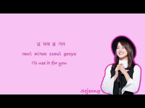 [Han/Rom/Eng] Sejeong - If Only (만에 하나)