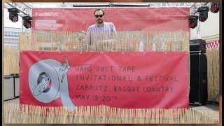 Zarautz Vans duct Tape festival 2018 Expresion Session