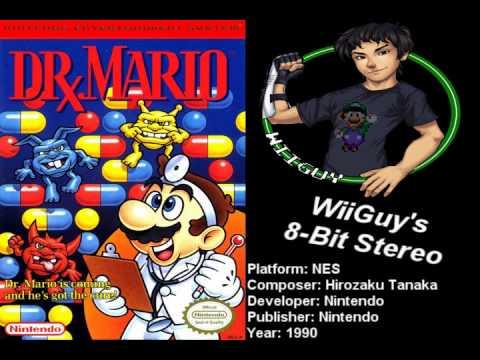 Dr. Mario (NES) Soundtrack - 8BitStereo