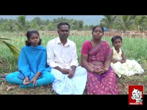 Software Engineer turns to become a successful Farmer - Pasumai Vikatan