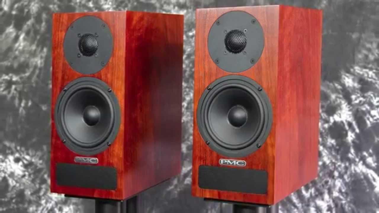 stereo design pmc twenty21 bookshelf speakers youtube